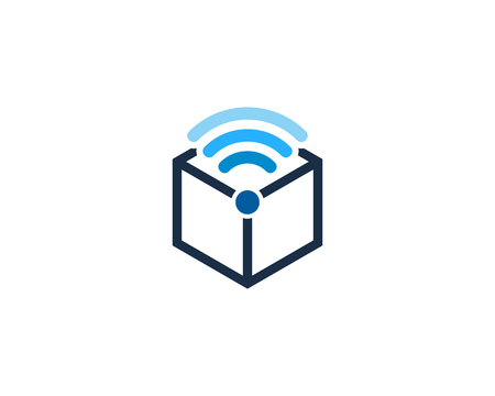 Wifi Icon  Design Element