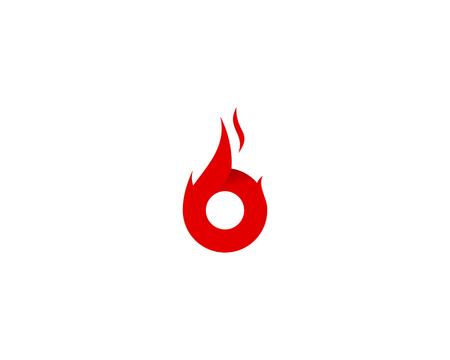 Letter B Icon Logo Design Element