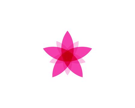スター アイコン ロゴのデザイン要素