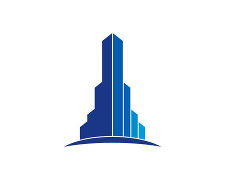 부동산 아이콘 로고 디자인 요소