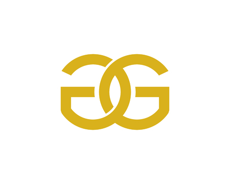 Letter G Icon Logo Design Element Stock Illustratie