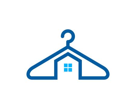 Laundry Icon Design Element Vettoriali