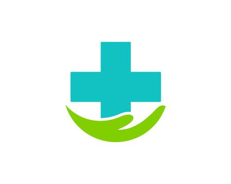 薬アイコン ロゴのデザイン要素