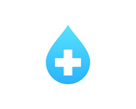 Medicine Icon Logo Design Element Stock Vector - 80806173