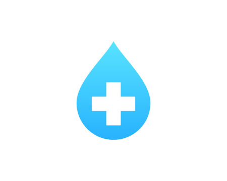 Medicine Icon Logo Design Element