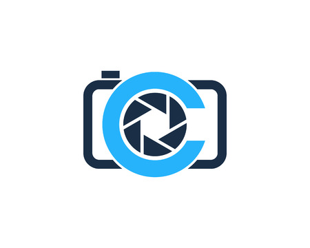 Letter C Icon Logo Design Element Stock Vector - 80611971