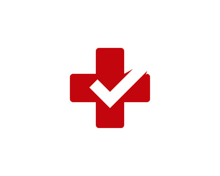 医療のアイコン ロゴのデザイン要素