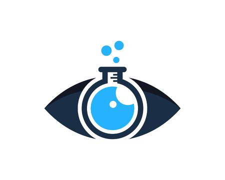 sight: Eye Icon Logo Design Element