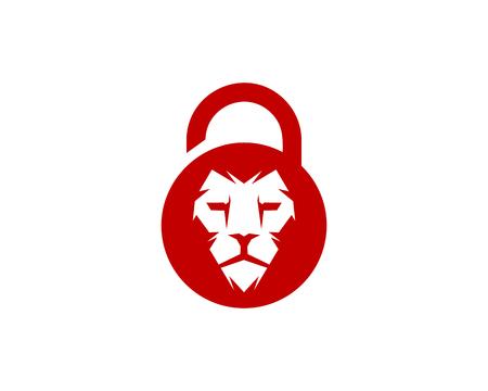 Pad Lock Icon   Design Element