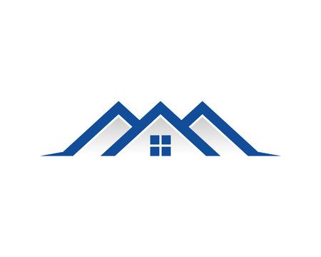 Real Estate Icon Logo