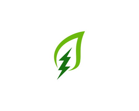 Power Energy Icon Logo