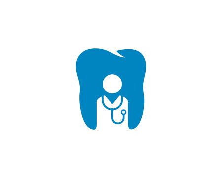 Dentist Dental Icon Logo Design Element