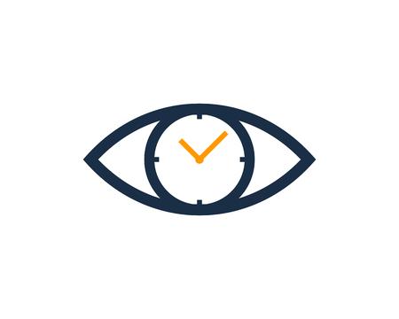 24: Time Icon  Design Element
