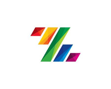 Letter Z Icon Logo Design Element
