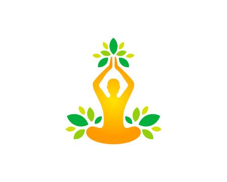 Wellness icon  Wellness Icon Logo Design Element Royalty Free Cliparts, Vectors ...