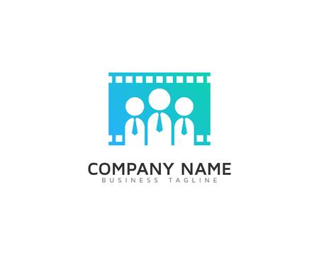 Video Icon Design Element