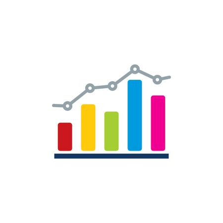 Analytic Logo Icon Design