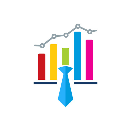 Job Analytic Icon Design 스톡 콘텐츠 - 100898265