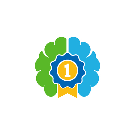 Best Brain Logo Icon Design