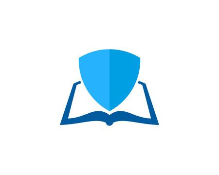 Guard Book Logo Icon Design