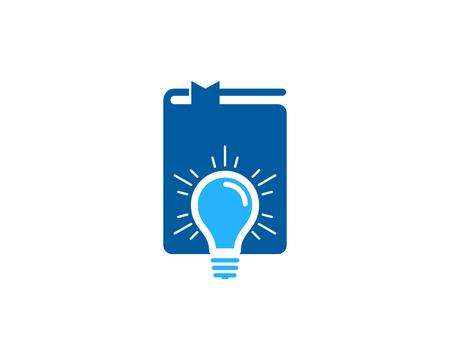 Innovation Book Logo Icon Design