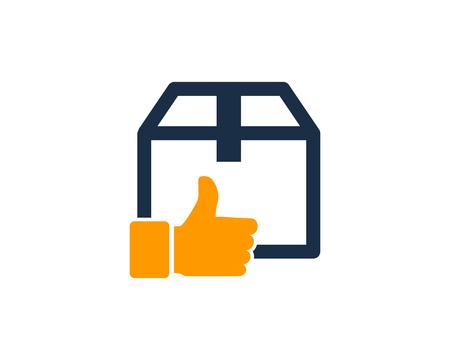 Best Box Logo Icon Design