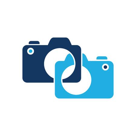 Camera Logo Icon Design