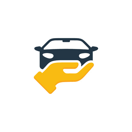 Car Care Logo Icon Design