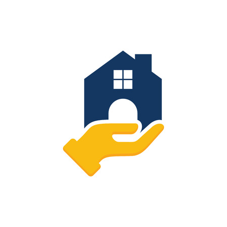 Estate Care Logo Icon Design
