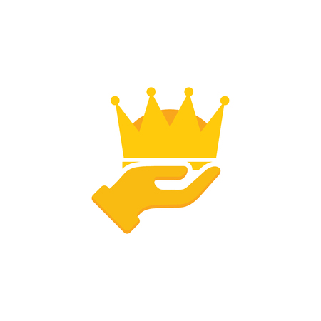 King Care Logo Icon Design