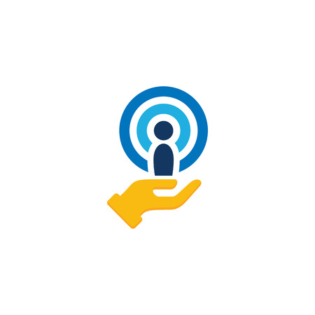 Signal Care logo Icon Design