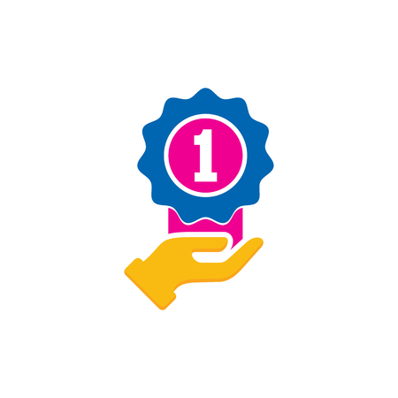 Best Care logo Icon Design