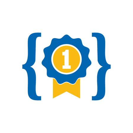 Top Code Logo Icon Design