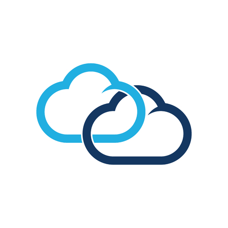 Cloud Logo Icon Design