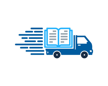 Page Delivery Logo Icon Design