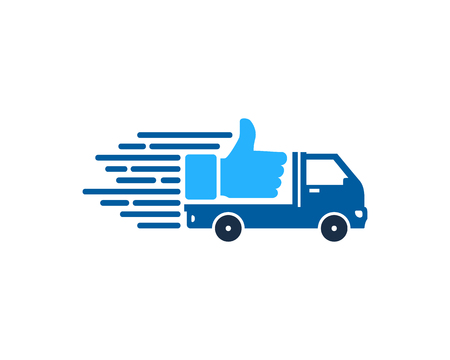 Top Delivery Logo Icon Design