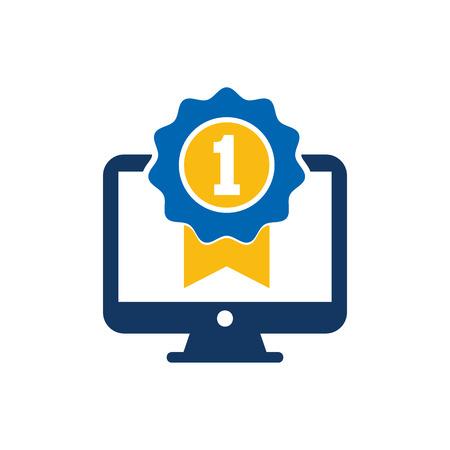 Best Computer Logo Icon Design