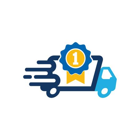 Top Delivery Logo Icon Design