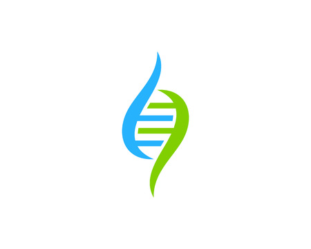 Skin Dna Logo Icon Design