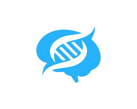Think Dna Logo Icon Design