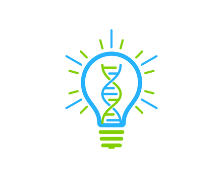 Creative Dna Logo Icon Design