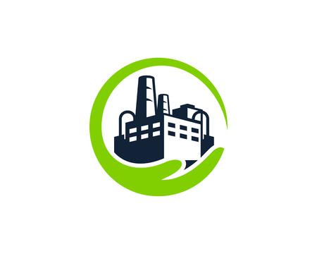 Help Factory Logo Icon Design