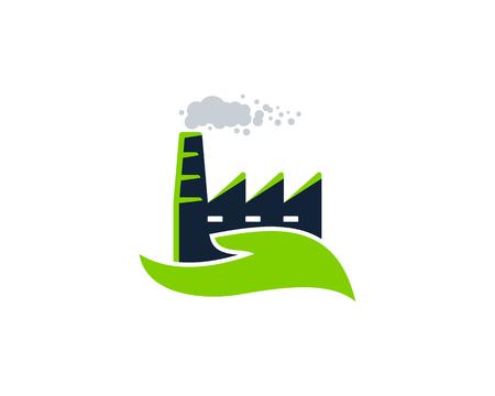 Care Factory Logo Icon Design Illustration