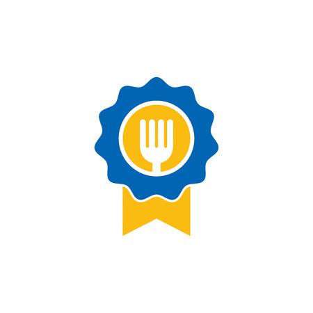 Best Food Logo Icon Design Stock Vector - 101267174