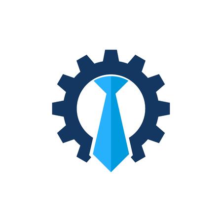 Job Gear Logo Icon Design