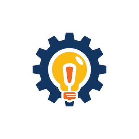 Creative Gear Logo Icon Design