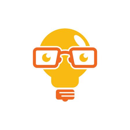Creative Geek Logo Icon Design