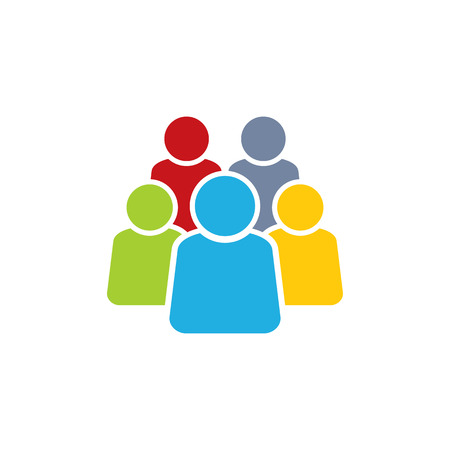 Group Logo Icon Design
