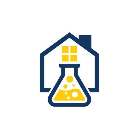 Research House Logo Icon Design