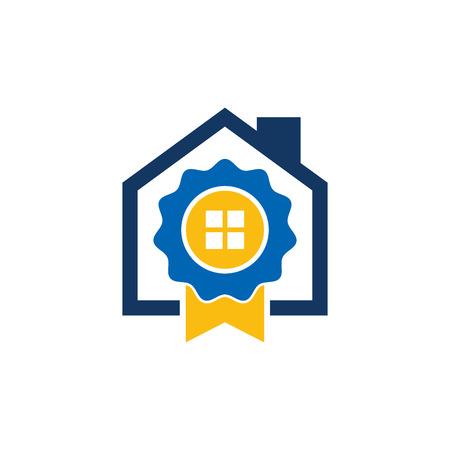 Best House Logo Icon Design Stock Vector - 101450461